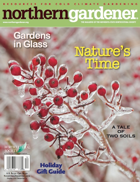 northern gardener magazine cover