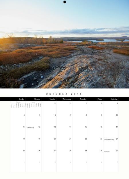 calendar 9