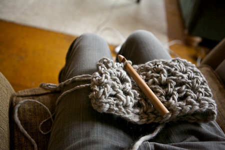 crochet cowl 2