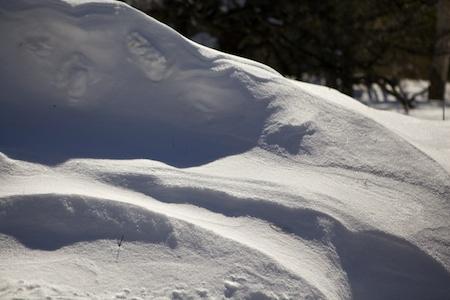 snow drifts 2