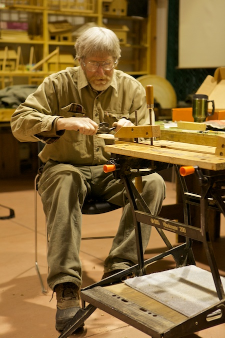 spoon carving class 4