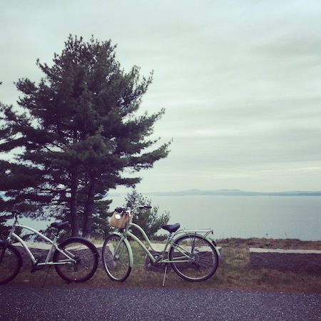 biking in Acadia 5