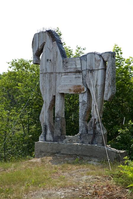 Langlais Sculpture Garden 7
