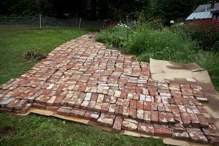 vintage bricks 1