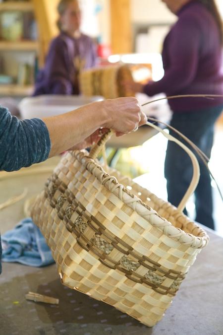 basket making class 2