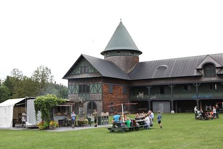 Shelburne Farms barn 1