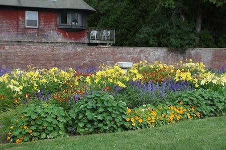 shelburne farms formal gardens 12