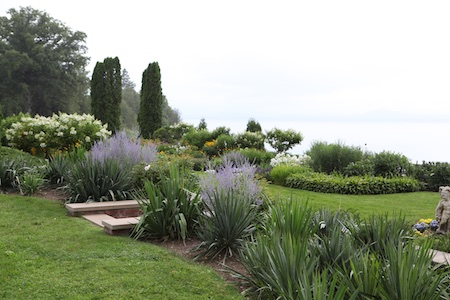 shelburne farms formal gardens 14
