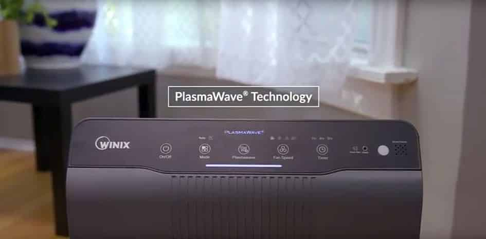 Winix 5300-2 True HEPA Plasmawave Air Puriifier