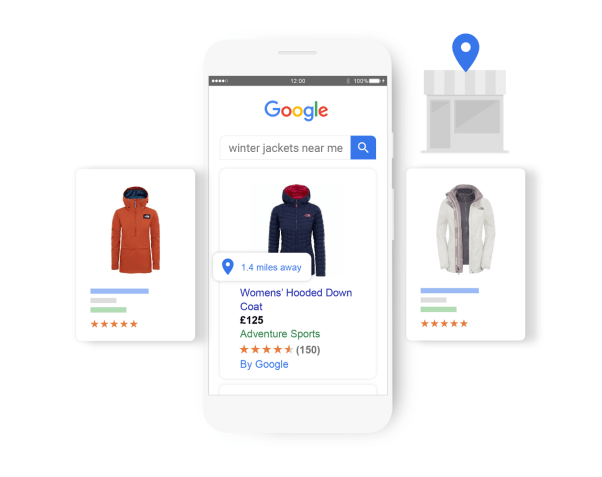 Google for Retail