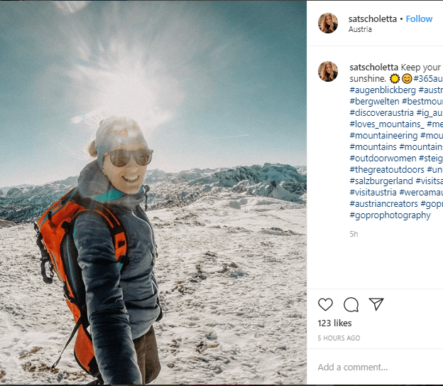 example of GoPro's digital marketing campaign