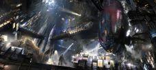 Vingadores-Guerra-Infinita-Novas-artes-conceituais-revelam-cenas-exclu%C3%ADdas-do-filme-11 Vingadores: Guerra Infinita | Artes conceituais revelam algumas cenas deletadas; Confira