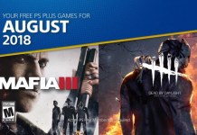 ps-plus-august-2018 Home
