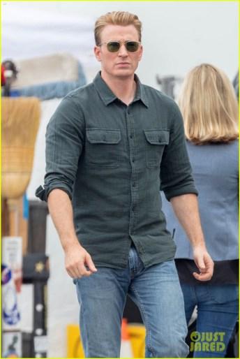 avengers-4-atlanta-september-2018-33 Vingadores 4   Scarlett Johansson, Chris Evans e Paul Rudd aparecem em fotos das refilmagens; Confira