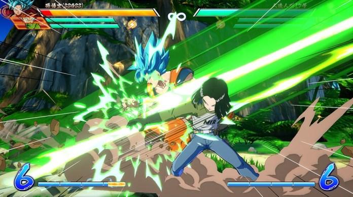 android2 Dragon Ball FighterZ   Android 17 ganha vídeo mostrando suas habilidades; Confira