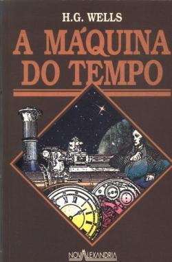 maquina-do-tempo-hg-wells-sebo Resenha | A máquina do tempo de H.G. Wells