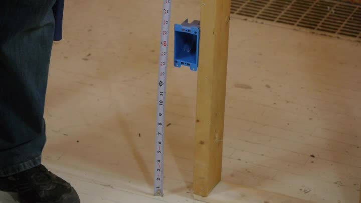 Video: The Minimum Height Of A Wall Outlet