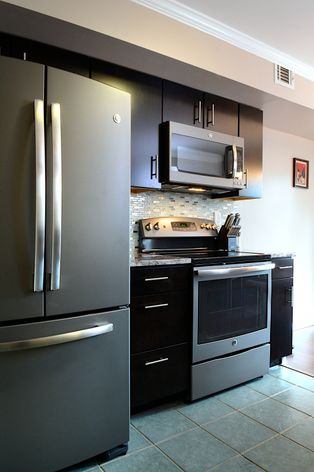 Consumers Go Gray In A Stylish Waywith GE Slate Kitchens GE Appliances Pressroom