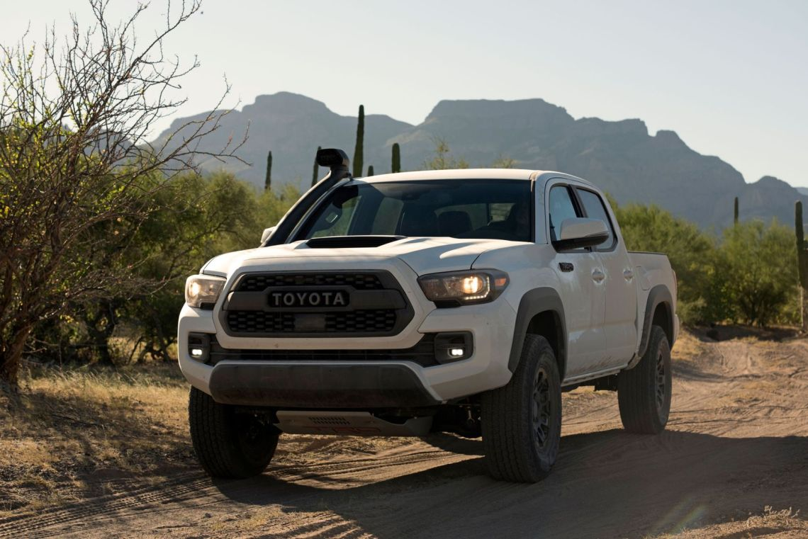 game changer: 2019 toyota trd pros typify ultimate off-road