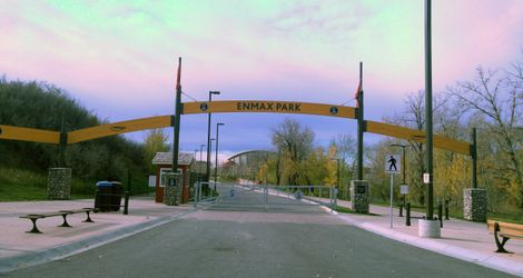 Enmax And The Calgary Stampede Officially Open Enmax Park