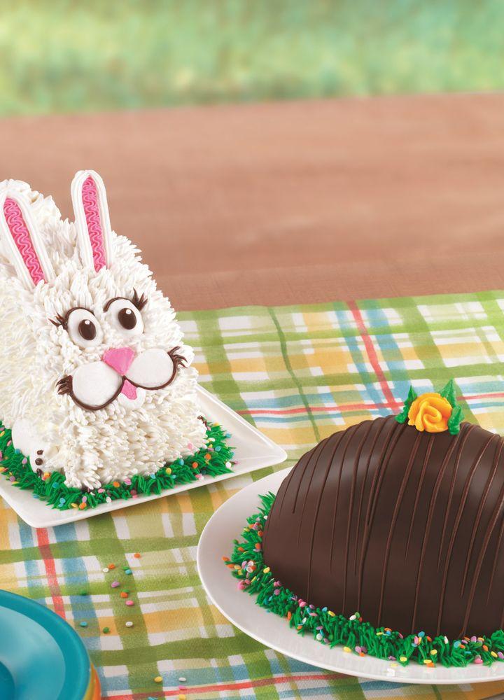 Easter Cakes Baskin Robbins