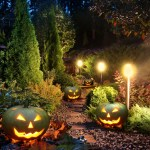 There S Nothing Haunting About Safe Halloween Decorations Energized By Edison