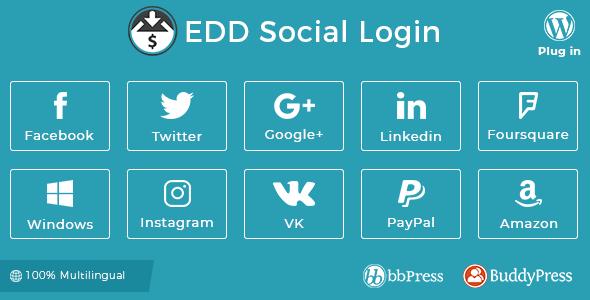 Social Login - WordPress / WooCommerce Plugin - 1