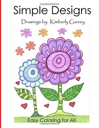 Simple Designs drawings by Kimberly Garvey