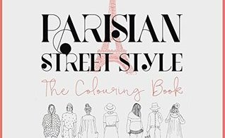 Parisian Street Style - The Colouring Book