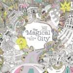 The Magical City - A Colouring book