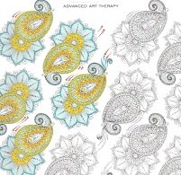 Zen Colouring Collection Art Therapy Magazine