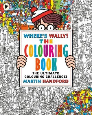 WheresWally - Where's Wally - The Colouring Book