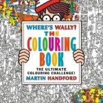 WheresWally - Animal Fantasy Anti Stress Colouring Book