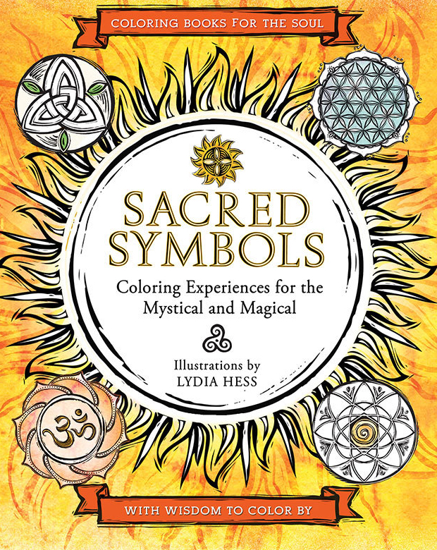 SacredSymbols - Sacred Symbols: Colouring Experiences for the Mystical and Magical