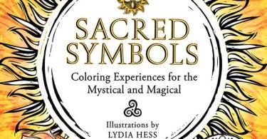 SacredSymbols - Romantic Country Coloring Book by Eriy