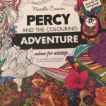 Percy cover - Floribunda Coloring Book Review