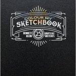 Colour My Sketchbook - Volume 1