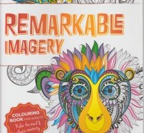 RemarkableImagery 4 - Summer Holidays Colouring Magazine
