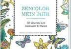 zencolor - Zencolor Mein Jahr (My Year)  52 Week Journal