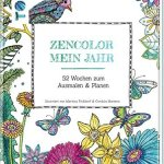 zencolor - Colour For Me - The Colouring Book for a Happy Mind