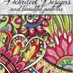 Detailed Designs - Doodle Fusion - Adult Coloring Book Review