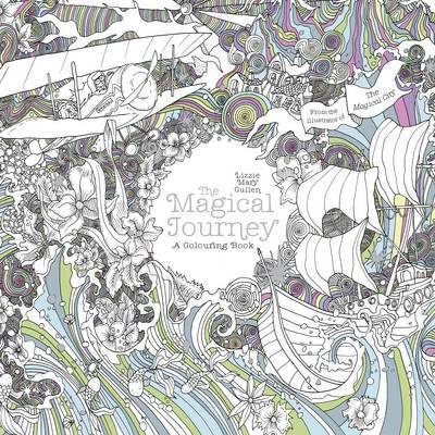 TheMagicalJourney - The Magical Journey - A Colouring Book Review