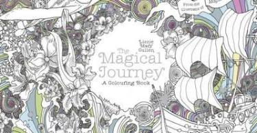 TheMagicalJourney - Dazzling Dogs - Coloring Book Review