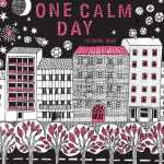 OneCalmDay - Omy - Placemats - City -   Adult Coloring Home Decor Review