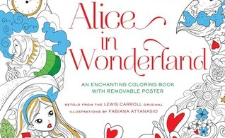 AliceinWonderland - One Calm Day (aka as En Dag) - Coloring Book Review