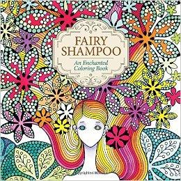 FairyShampoo - Fairy Shampoo - An Enchanted Coloring Book - Review