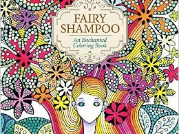 FairyShampoo - Peter Pan - An Enchanting Coloring Book Review - Fabiana Attansio