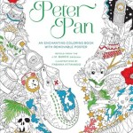 PeterPan - Zen Colouring Patterns - Adult Colouring Magazine Review