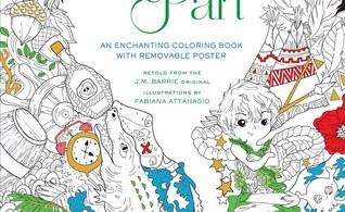 PeterPan - Fairy Shampoo - An Enchanted Coloring Book - Review