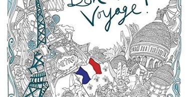 bonvoyage - Amazing Grace - Coloring Book Review